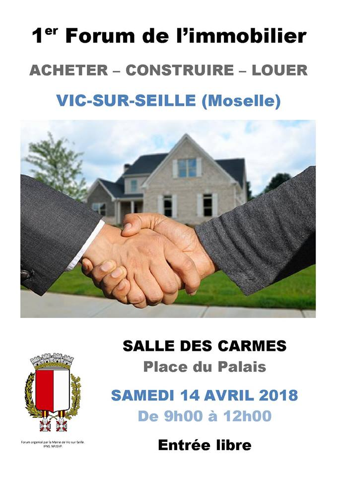 Forum immobilier Vic 2018 bis